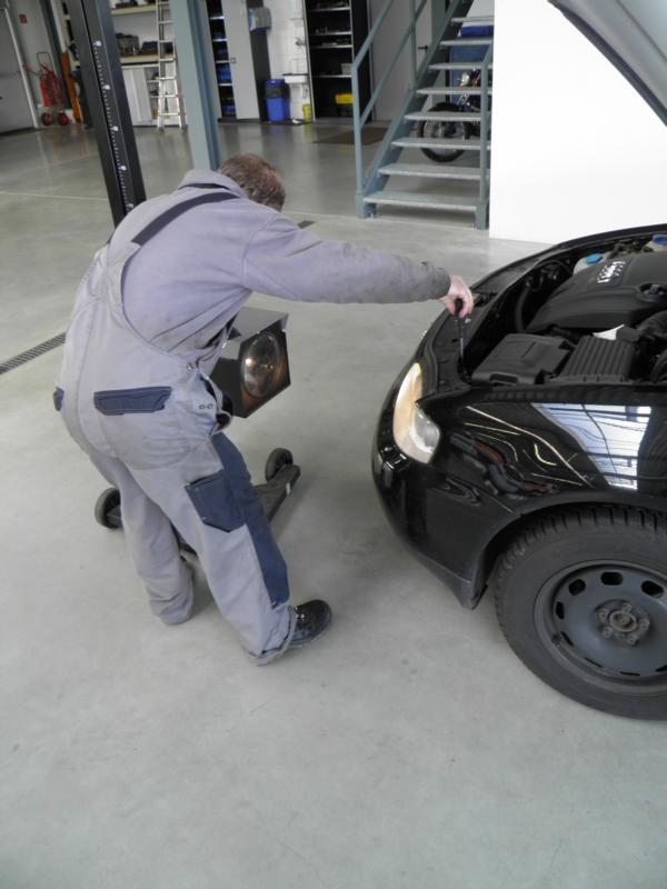 AWB Auto check Sommercheck - Wintercheck